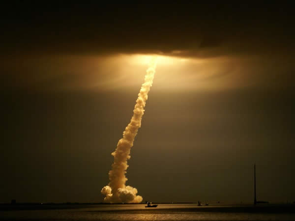 Endeavour Shuttle Launch