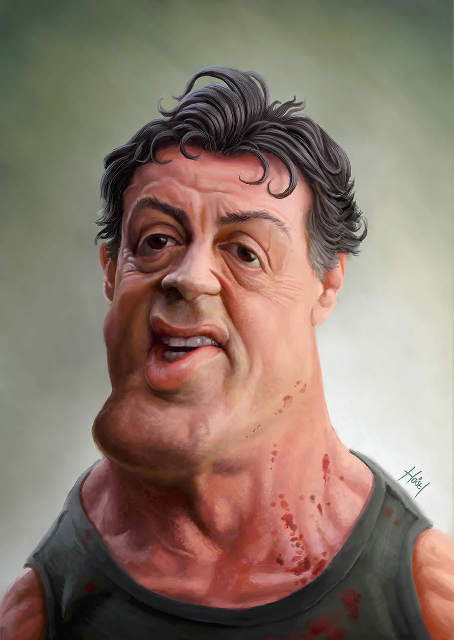 Stallone - Rambo