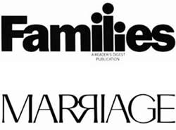 Families and Marriage magazine logo