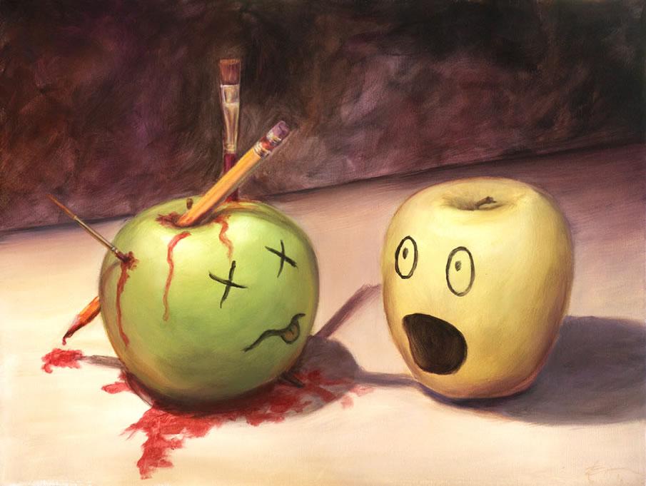 The Artists Revenge