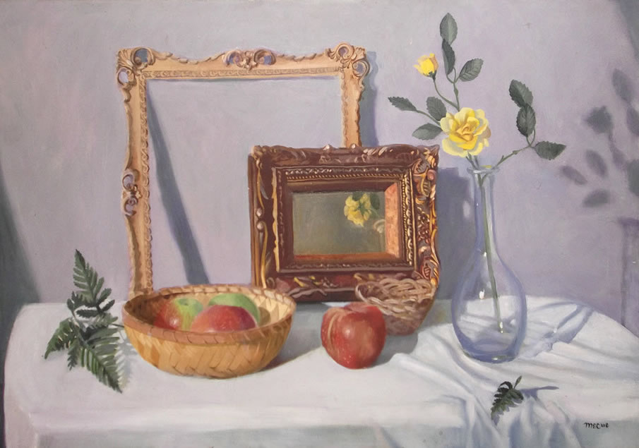 Still Life with Frames
