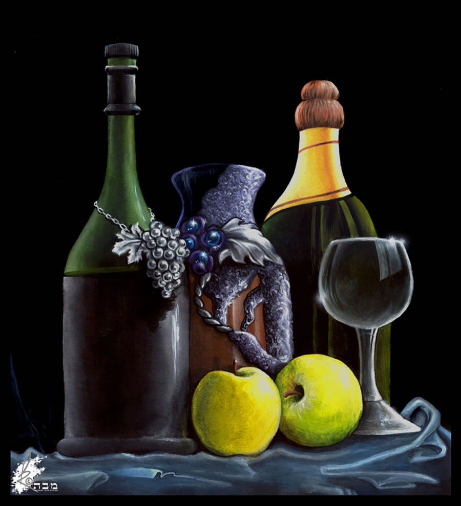 Still Life - Colour 1