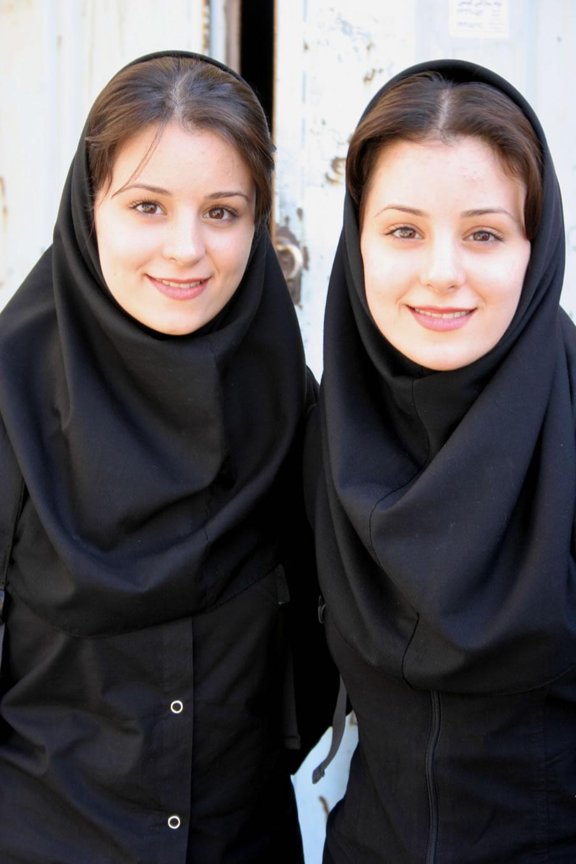 Isfahan Twins