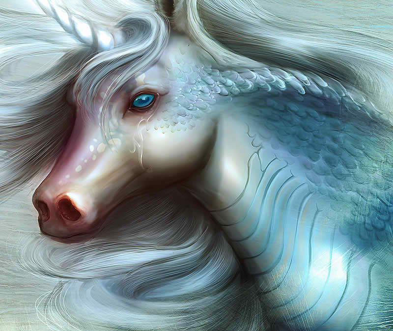 Unicorn Depiction Extraordinaire