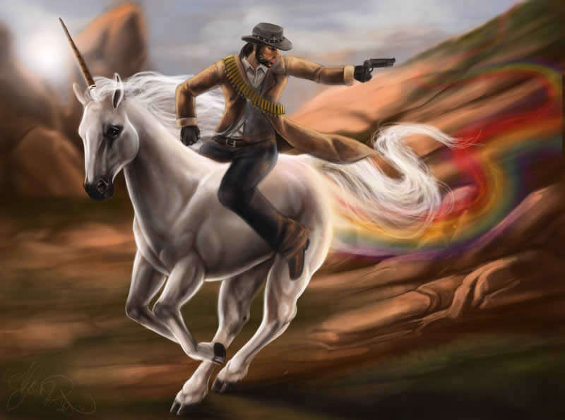 Rogue Unicorn
