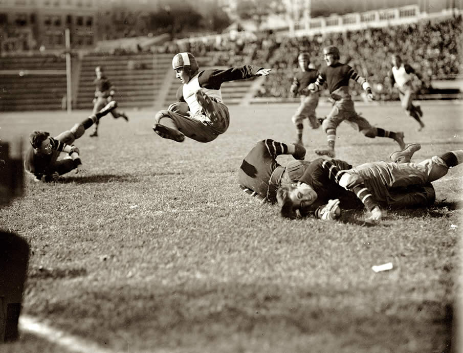 "Washington, D.C. November 3, 1923. High school football: ""Eastern v. Central."""