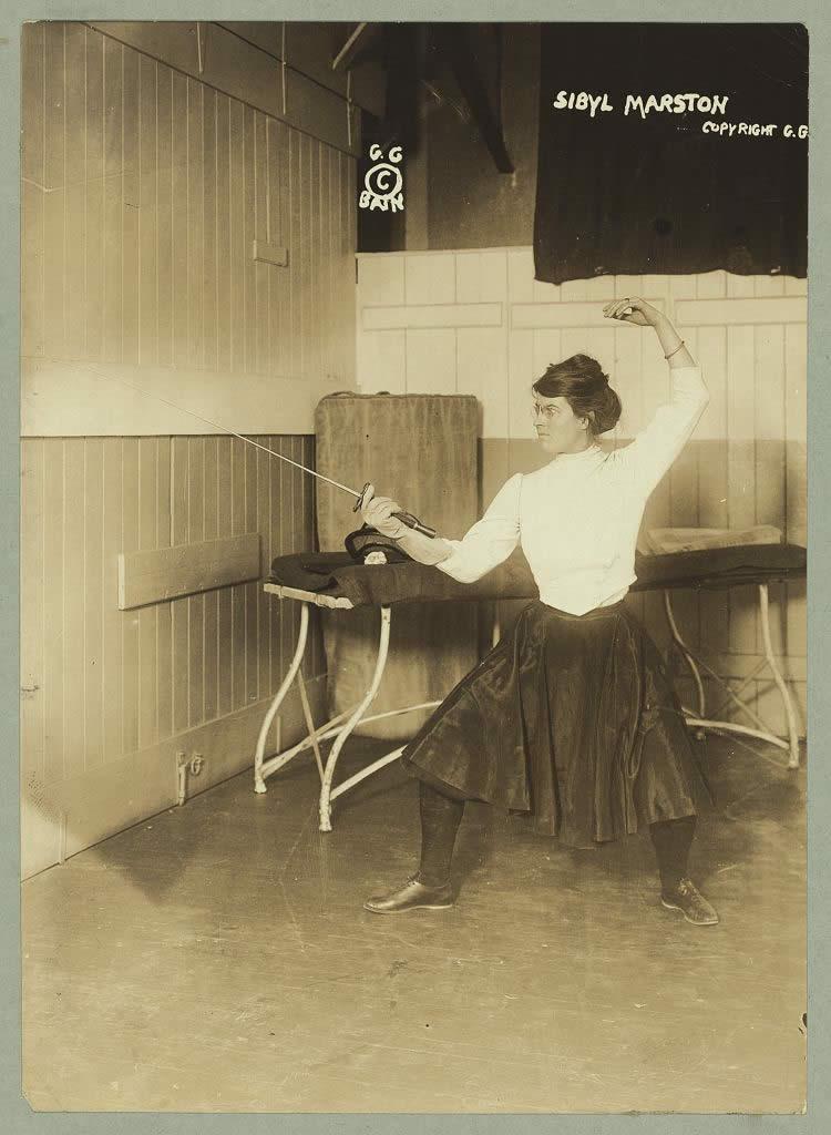 Sibyl Marston. 1910-1920.