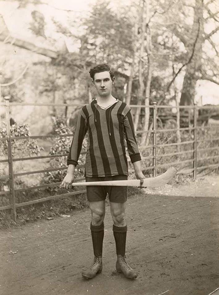 Kilkenny Hurler  Date: Circa 1923