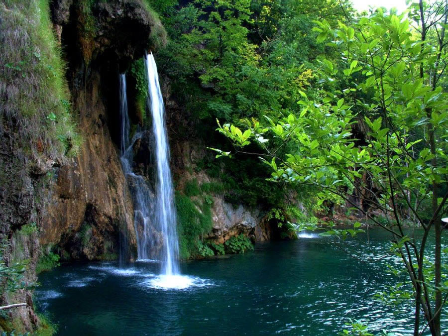 Little Waterfall