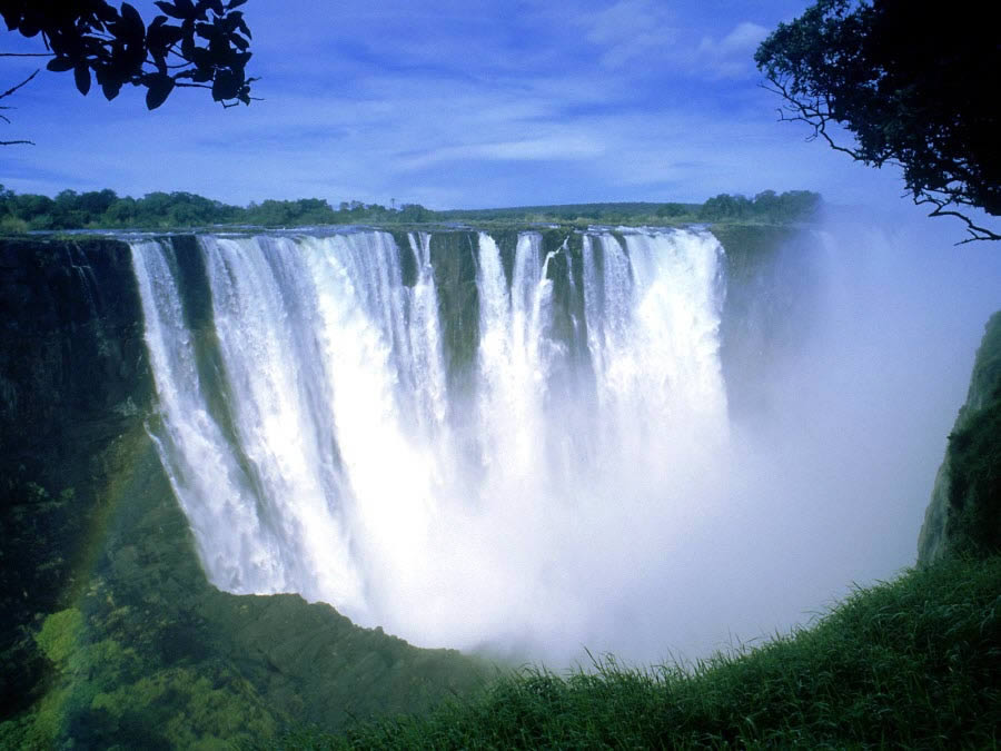 Victoria Waterfall - Zimbabwe Africa