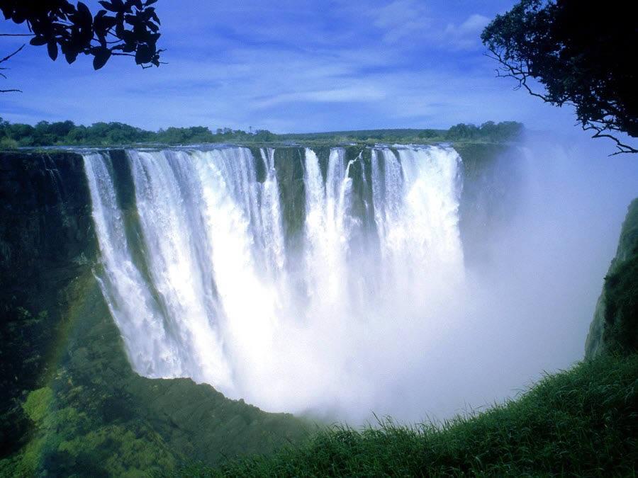 Victoria Waterfall - Zimbabwe Africa