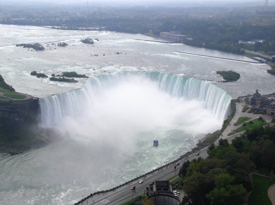 Horseshoe Falls