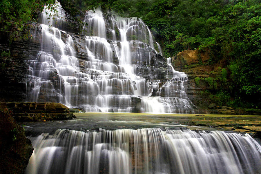 The 50 Most Beautiful Natural Waterfalls In The World