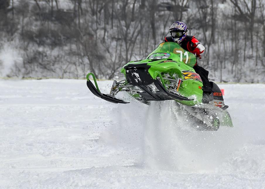 Snowmobile Races