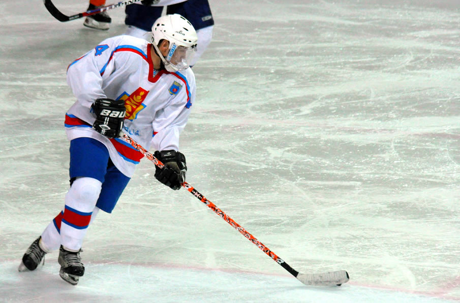 Mongolia National Ice Hockey Team