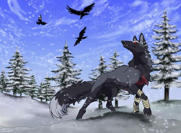 Inksplotch Winter