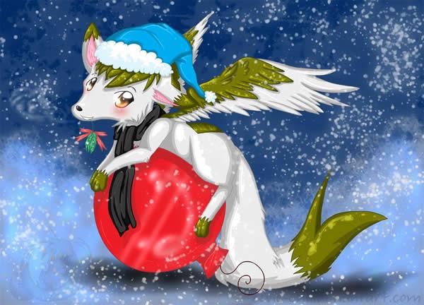 Happy Christmas, Logan 09