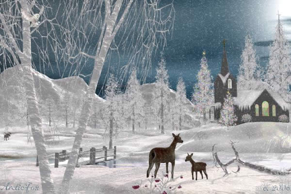 Alaska Bush Christmas