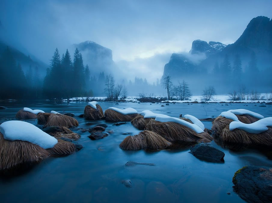 Rio Merced, Yosemite National Park