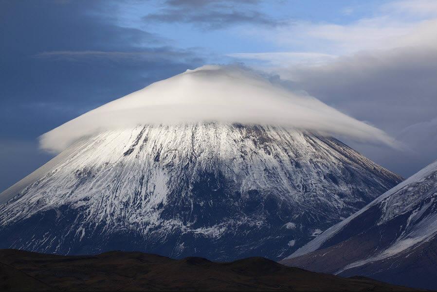 Volcano - the Kljuchevsky Sopka