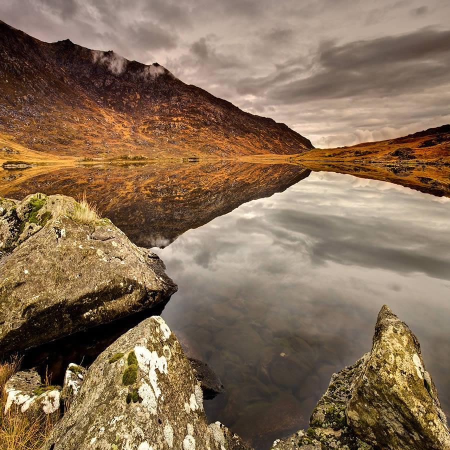 Llyn Cwmffynnon, Snowdonia