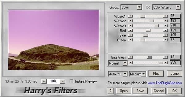 Harrys Filters Plugin