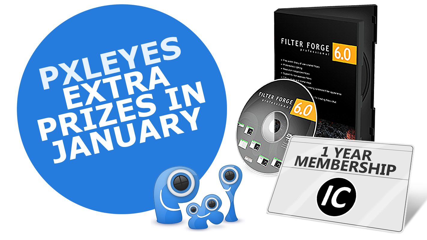 Extra prizes in January