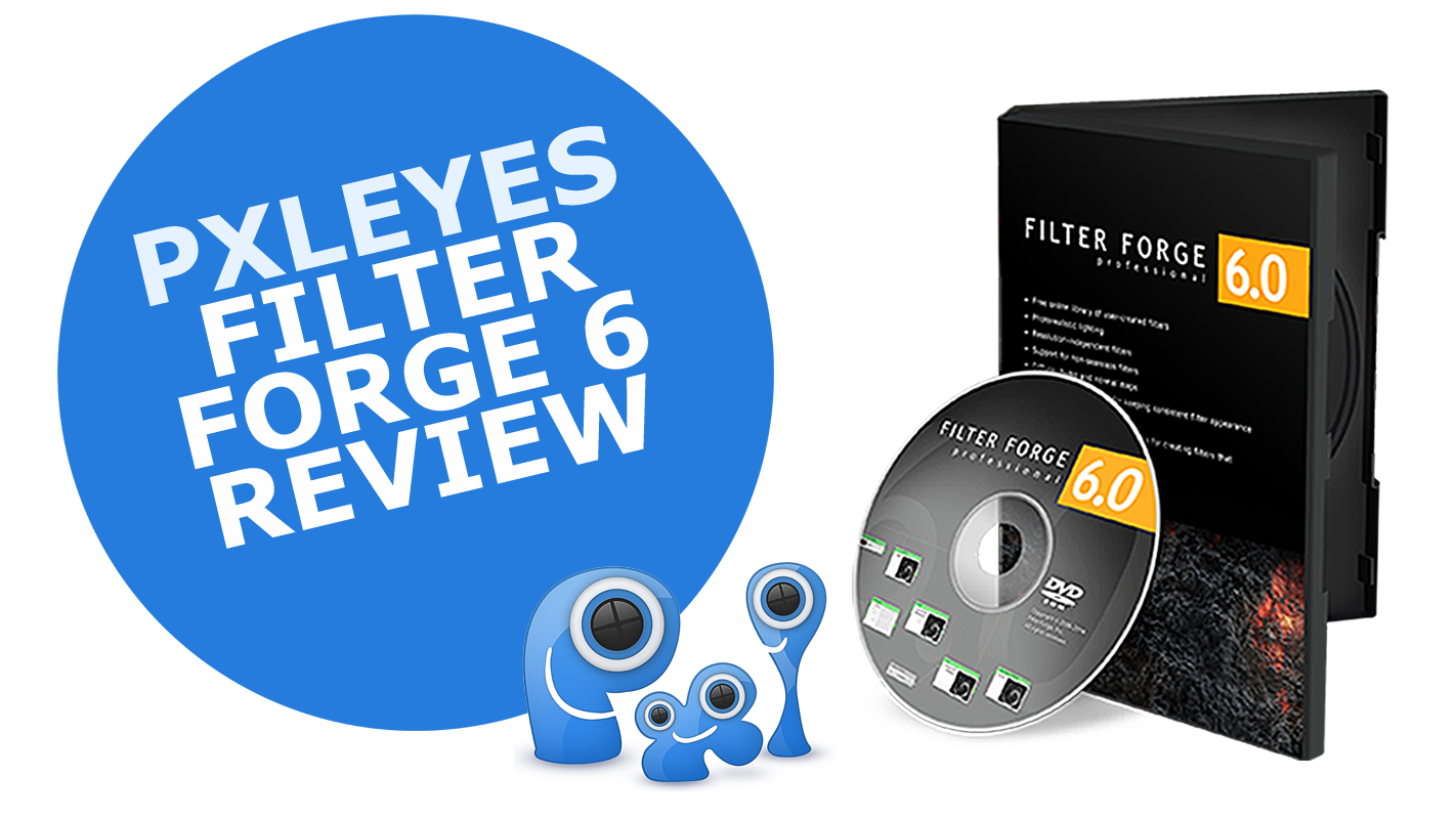 Filter Forge 6 – review