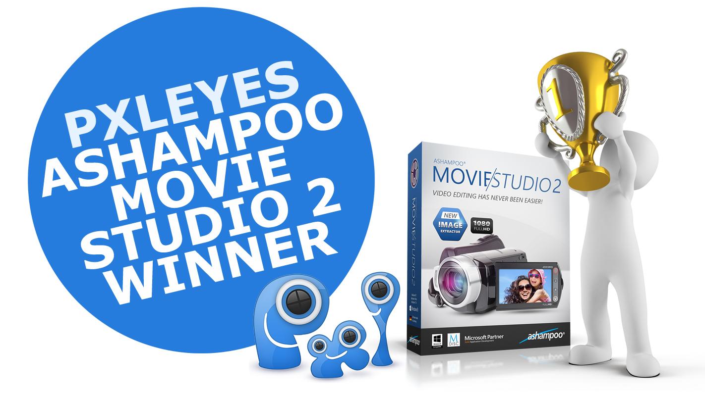 Lolu winner of 'Metal Horse' contest: Ashampoo Movie Studio 2
