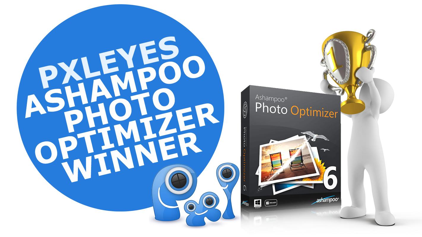 Patty winner of 'Street' contest: Ashampoo Photo Optimizer 6
