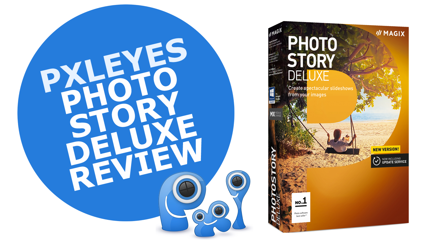 Photostory Deluxe – Magix