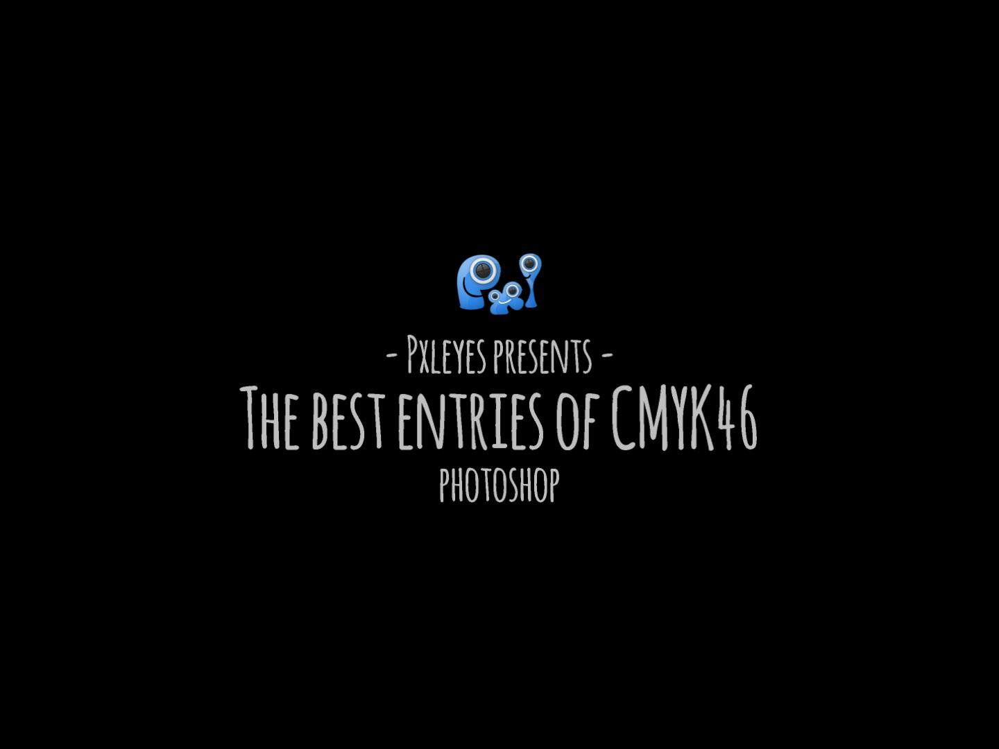 The best entries by CMYK46