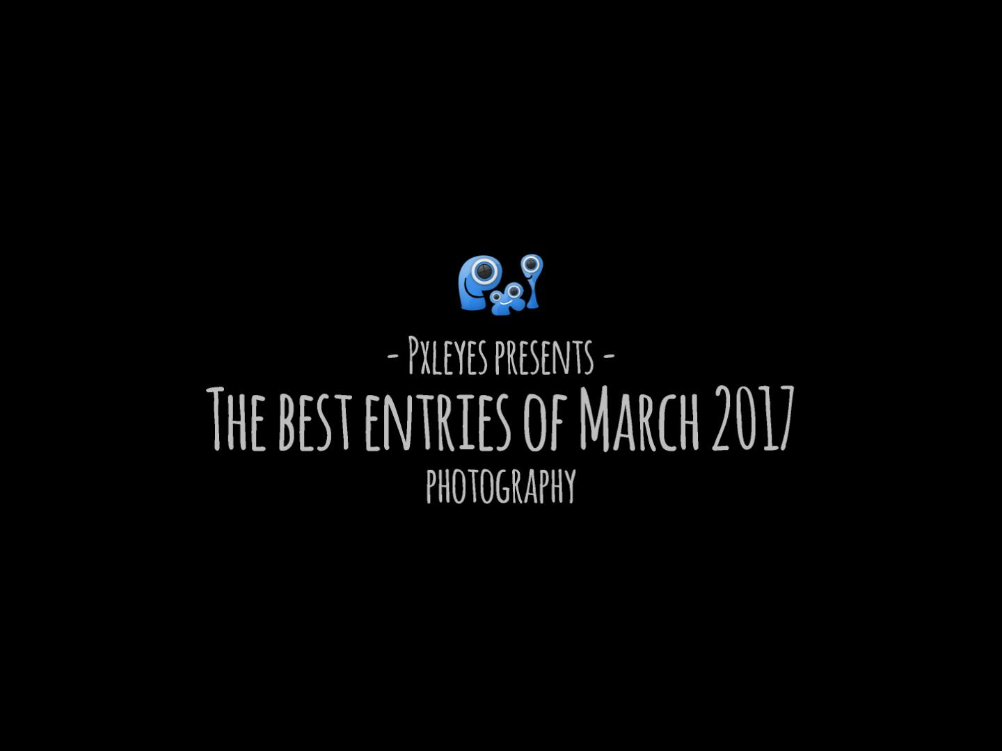 The best entries of March 2017 Photography