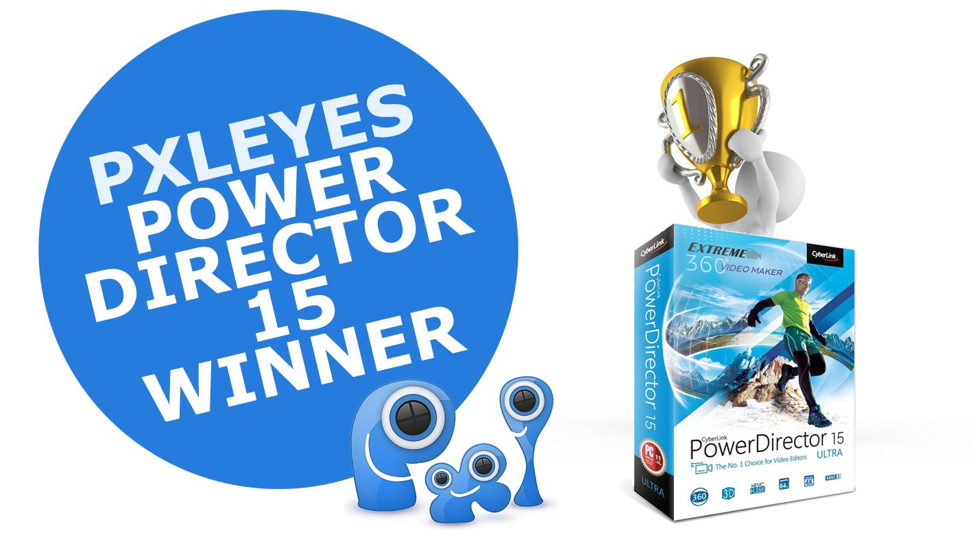 Velkanx: best entry of March 2017: PowerDirector 15