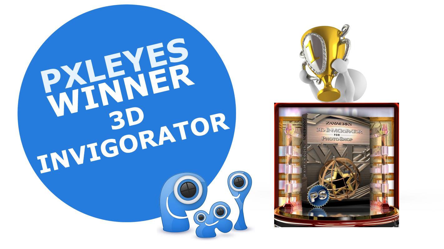 Zizounai: winner PS 'Animorph 3': 3D Invigorator