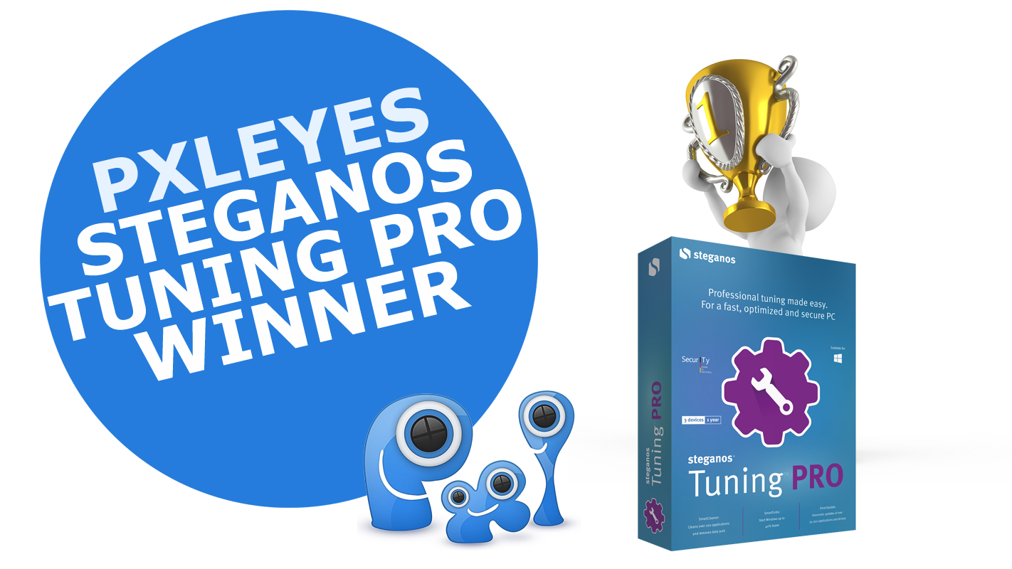 Joesaladino: winner 'Extreme Close Up': Steganos Tuning Pro