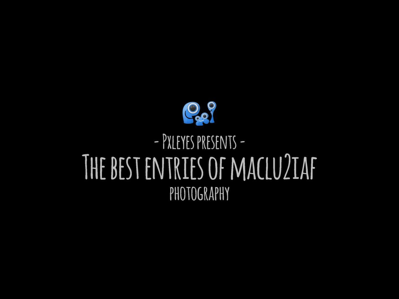 The best entries by maclu2iaf
