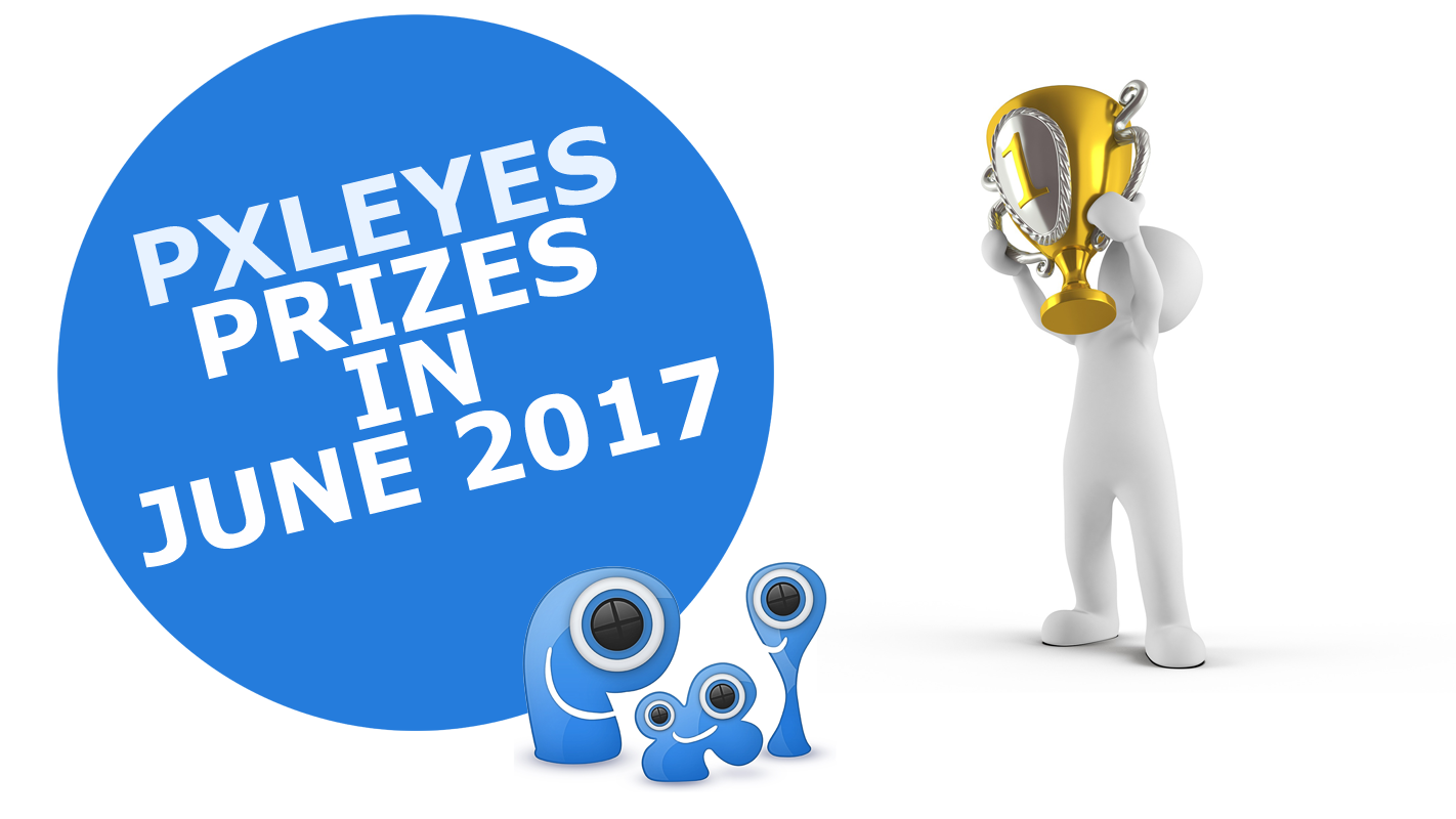 Prizes in June 2017