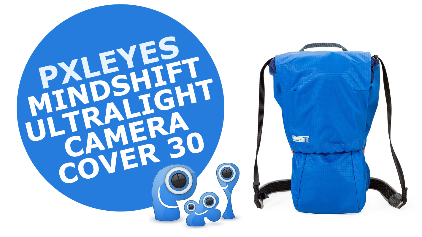MindShift UltraLight Camera Cover 30: review