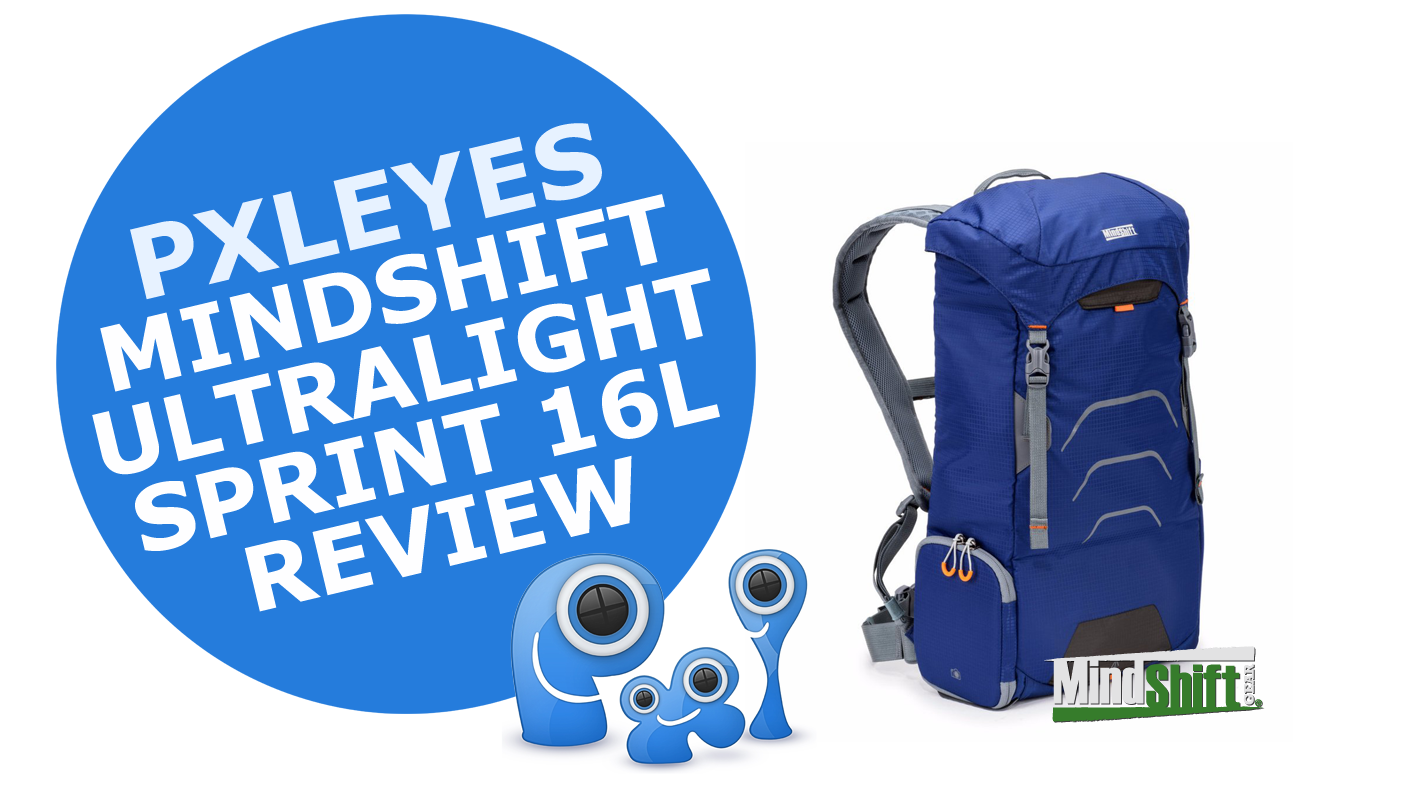 MindShift UltraLight Sprint 16L Backpack: review