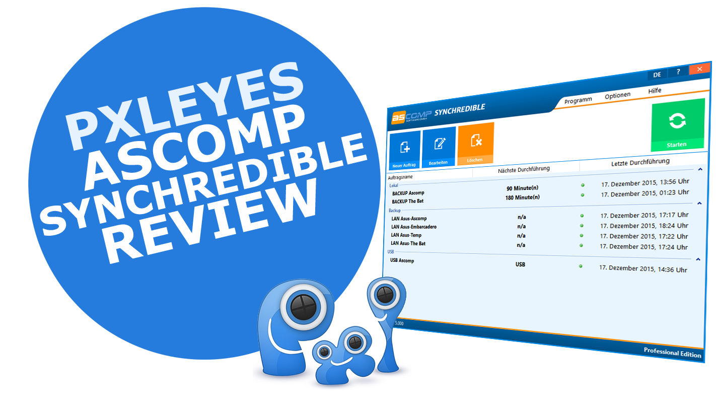 Synchredible: a review