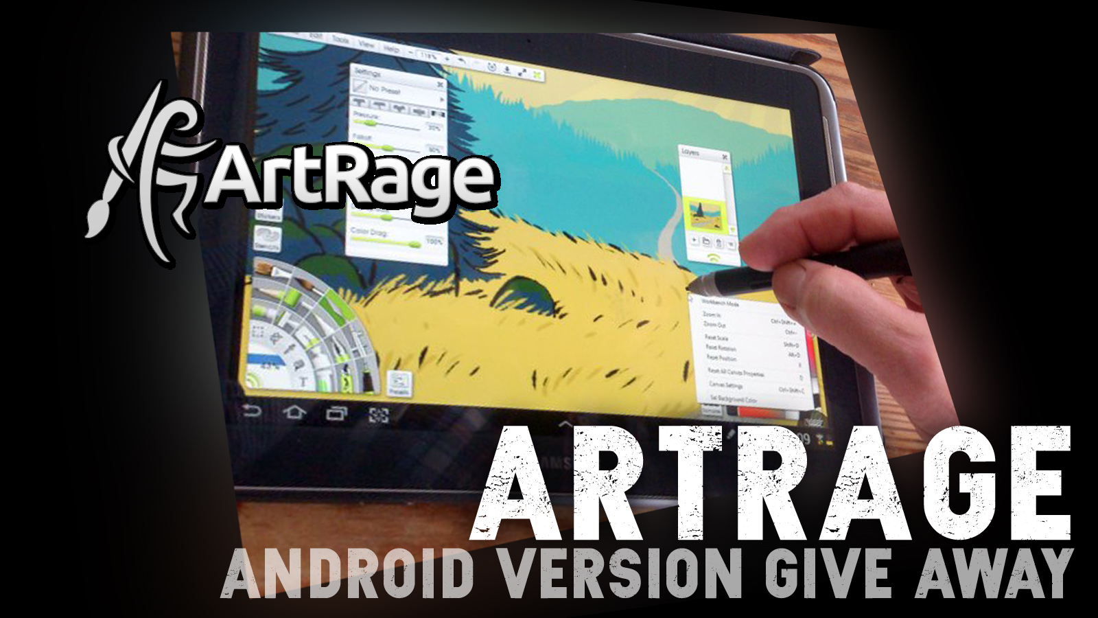 ArtRage on Android Give Away