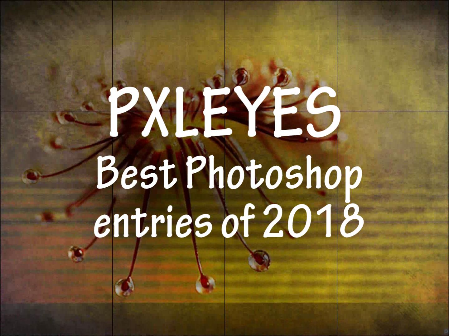 Best Ps entries of 2018