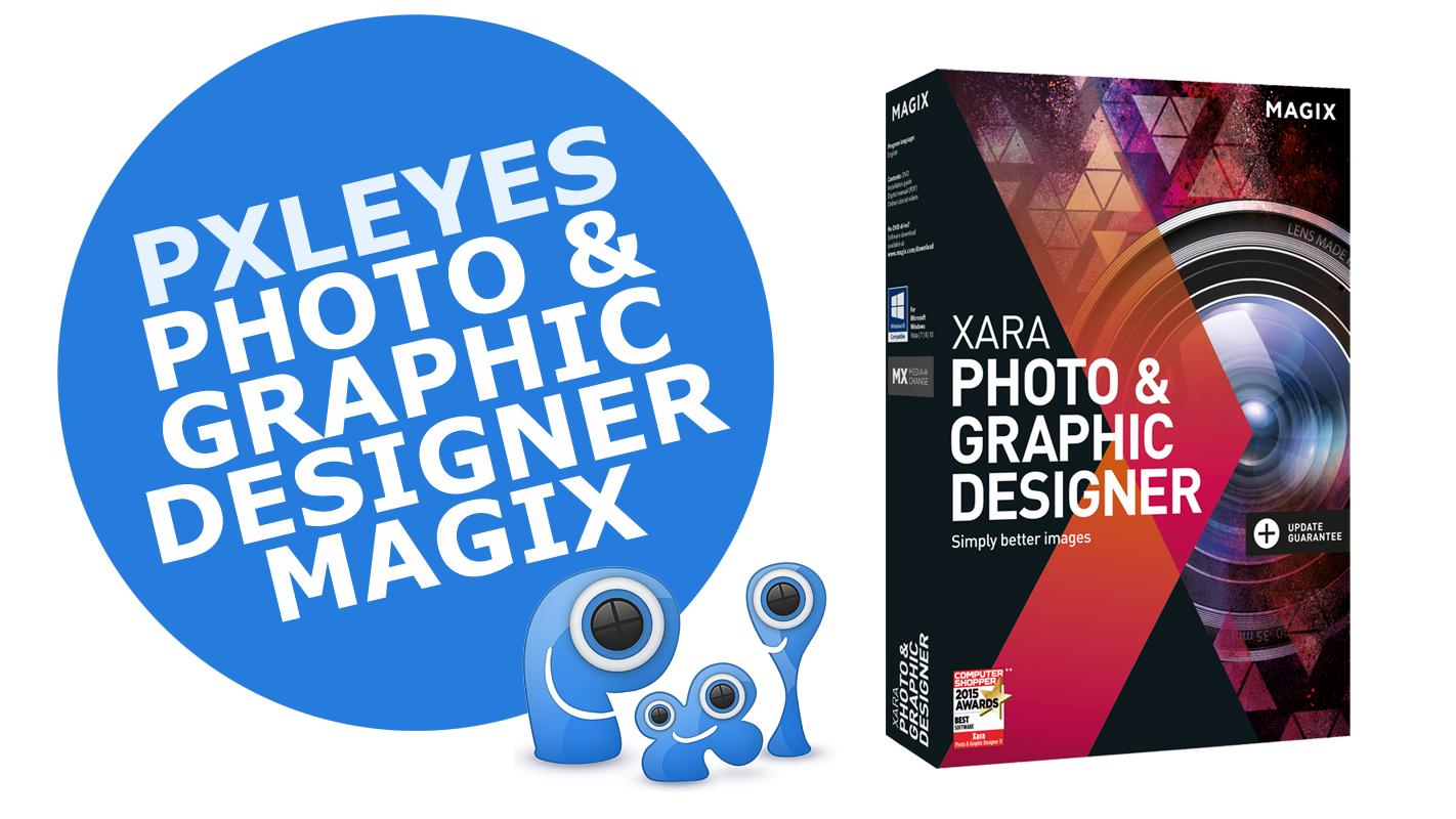 Xara Photo & Graphic Designer – Magix