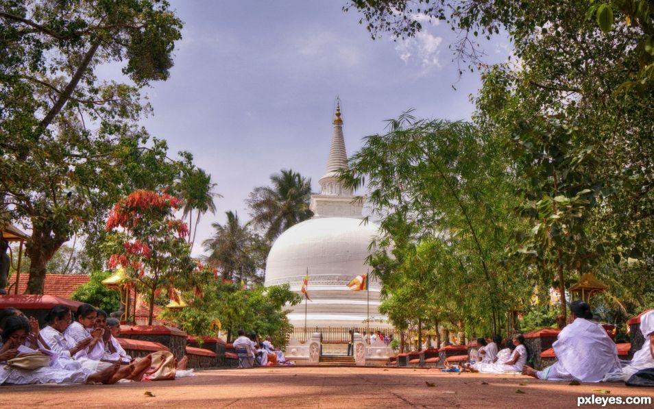 Temple Bandarawella