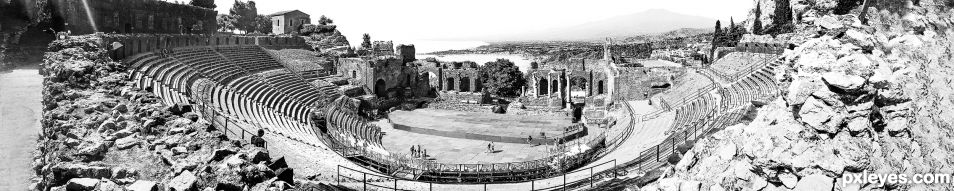 Ancient Greek Theatre