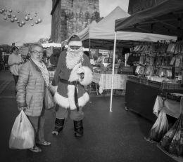 Mr Santa and Mrs