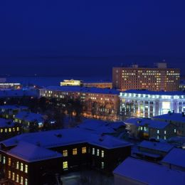 BLUE EVENING Picture