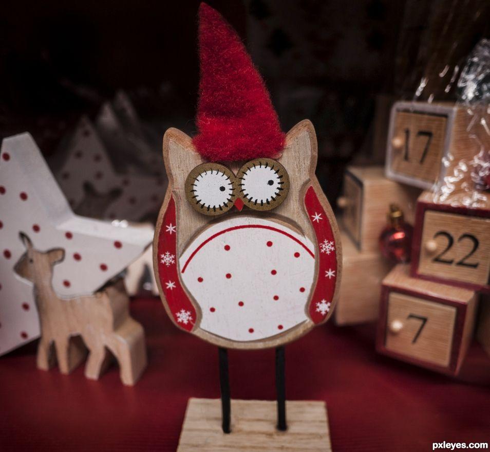 Owly Christmas