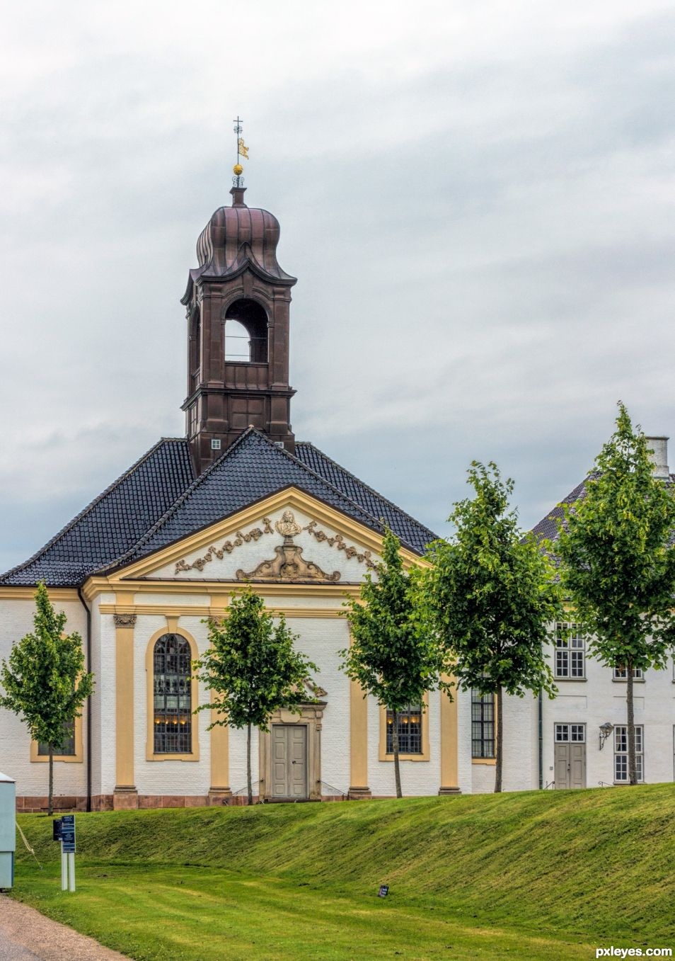 Fredensborg Palace Chapel